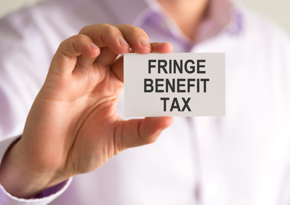 How is fringe benefits tax calculated_