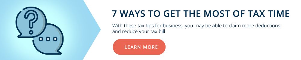7 Business ways to make the most out of tax time